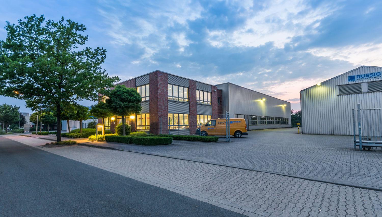 ERU Russig Fördertechnik GmbH & Co.KG
