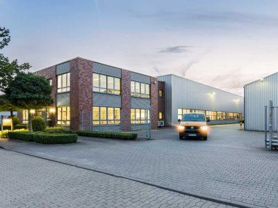 ERU Russig Fördertechnik GmbH & Co.KG Beckum, Deutschland